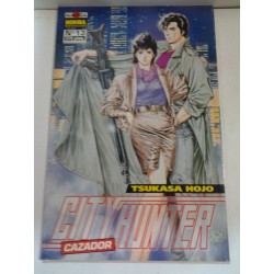 CITY HUNTER Nº 13