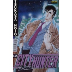 CITY HUNTER Nº 12