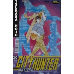 CITY HUNTER Nº 10