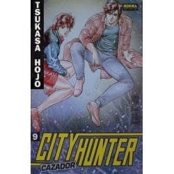CITY HUNTER Nº 9