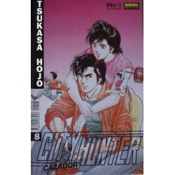 CITY HUNTER Nº 8