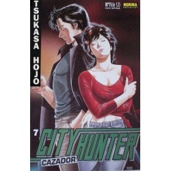 CITY HUNTER Nº 7