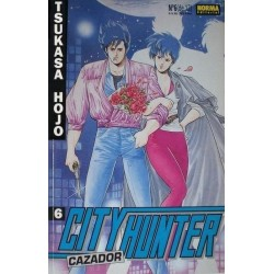 CITY HUNTER Nº 6