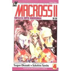 MACROSS II Nº 4