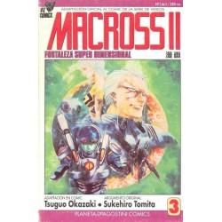 MACROSS II Nº 3
