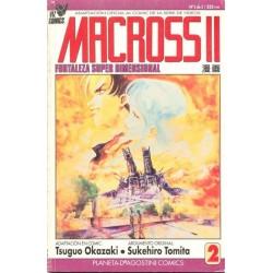 MACROSS II Nº 2