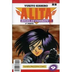 ALITA, ÁNGEL DE COMBATE 3ª PARTE Nº 9