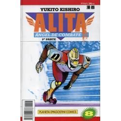ALITA, ÁNGEL DE COMBATE 3ª PARTE Nº 8