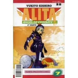ALITA, ÁNGEL DE COMBATE 3ª PARTE Nº 7