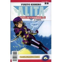 ALITA, ÁNGEL DE COMBATE 3ª PARTE Nº 6