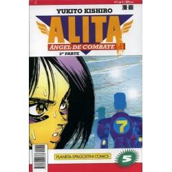 ALITA, ÁNGEL DE COMBATE 3ª PARTE Nº 5