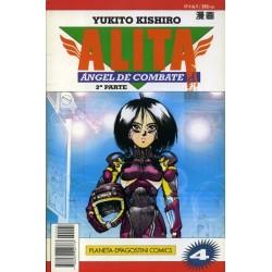 ALITA, ÁNGEL DE COMBATE 3ª PARTE Nº 4