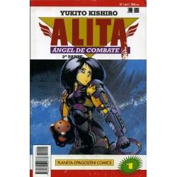 ALITA, ÁNGEL DE COMBATE 3ª PARTE Nº 1
