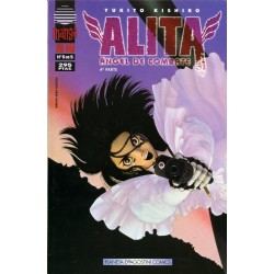 ALITA, ÁNGEL DE COMBATE 4ª PARTE Nº 5