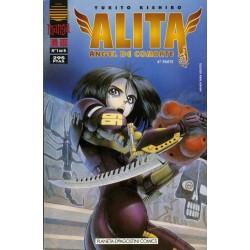 ALITA, ÁNGEL DE COMBATE 4ª PARTE Nº 1