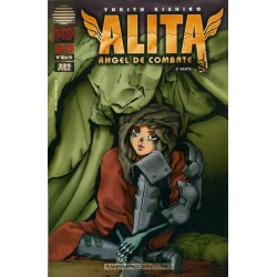 ALITA, ÁNGEL DE COMBATE 5ª PARTE Nº 10