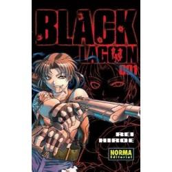 BLACK LAGOON Nº 1