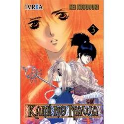 KAMI NO NAWA Nº 3