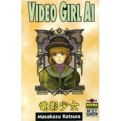 VIDEO GIRL AI Nº 27