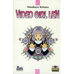 VIDEO GIRL LEN Nº 2