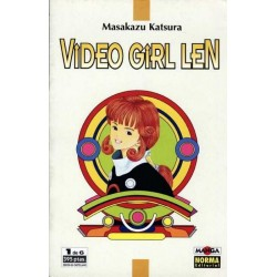 VIDEO GIRL LEN Nº 1