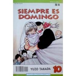 SIEMPRE ES DOMINGO Nº 10
