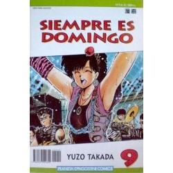 SIEMPRE ES DOMINGO Nº 9
