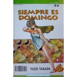 SIEMPRE ES DOMINGO Nº 6