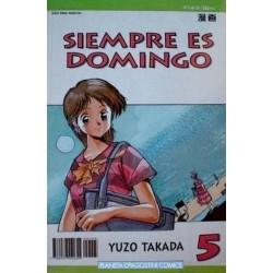 SIEMPRE ES DOMINGO Nº 5