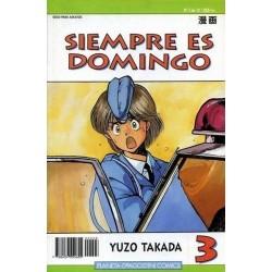 SIEMPRE ES DOMINGO Nº 3