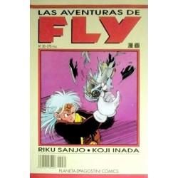 LAS AVENTURAS DE FLY Nº 30