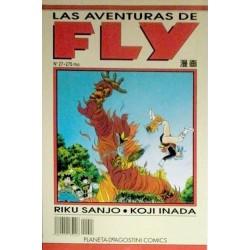 LAS AVENTURAS DE FLY Nº 27