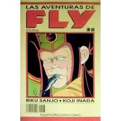LAS AVENTURAS DE FLY Nº 23