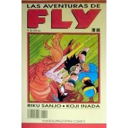 LAS AVENTURAS DE FLY Nº 22
