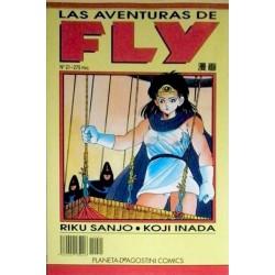 LAS AVENTURAS DE FLY Nº 21