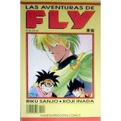LAS AVENTURAS DE FLY Nº 18