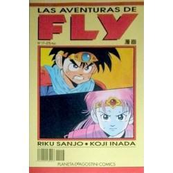 LAS AVENTURAS DE FLY Nº 17