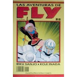LAS AVENTURAS DE FLY Nº 16