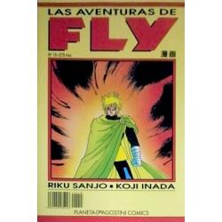 LAS AVENTURAS DE FLY Nº 15