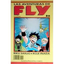 LAS AVENTURAS DE FLY Nº 14