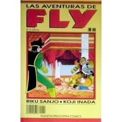 LAS AVENTURAS DE FLY Nº 12