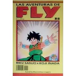 LAS AVENTURAS DE FLY Nº 11