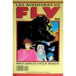 LAS AVENTURAS DE FLY Nº 10