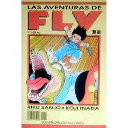 LAS AVENTURAS DE FLY Nº 9