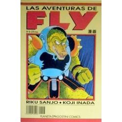 LAS AVENTURAS DE FLY Nº 8