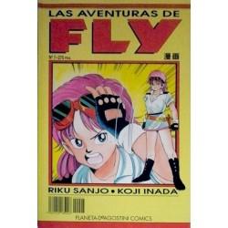 LAS AVENTURAS DE FLY Nº 7