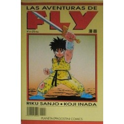 LAS AVENTURAS DE FLY Nº 6