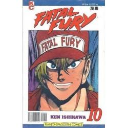 FATAL FURY Nº 10