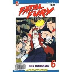 FATAL FURY Nº 6