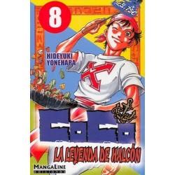 COCO, LA LEYENDA DE HALCÓN Nº 8